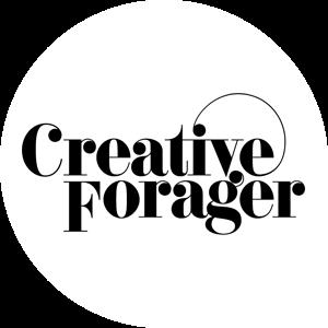 Creative Forager logo